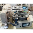 Automatic Shank Button Attaching Sewing Machine