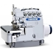 Super High Speed Direct Drive Overlock Sewing Machine