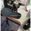 Moccasin Ornamental Stitching Machine for Espadrille