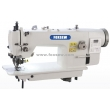 Direct Drive Top and Bottom Feed Lockstitch Machine with Side Cutter and Auto-Trimmer