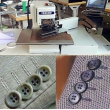 Computerized Imitation Buttonhole Sewing Machine