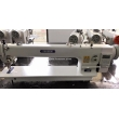 Long Arm Direct Drive Top and Bottom Feed Sewing Machine with Automatic Trimmer