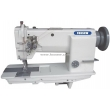 High Speed Double Needle Feed Sewing Machine with Fixed Needle Bar