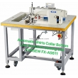 Automatic Shirt Collar Runstitch Sewing Unit