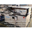 Fully Automatic Pocket Setter Sewing Unit