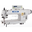 Direct Drive Top and Bottom Feed Lockstitch Machine with Automatic Thread Trimmer