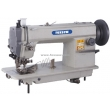 Top and Bottom Feed Heavy Duty Lockstitch Machine with Edge Cutter and Tape Binder