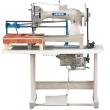 Automatic Buffing Wheel Spiral Sewing Machine