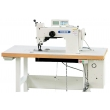 Programmable Heavy Duty Thick Thread Ornamental Stitching Machine Single Needle Top and Bottom Feed
