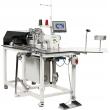 Automatic Placket Setting Sewing Machine