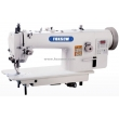 Direct Drive Automatic Thread Trimmer Top and Bottom Feed Heavy Duty Lockstitch Sewing Machine