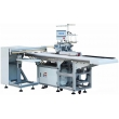 Automatic Two Needle Hemmer for Sleeves and Bottoms