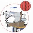 Stitching Machine for Tubular Moccasin