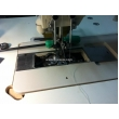 Double Needle Hemstitch Picoting Machine