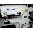 Cylinder Bed Heavy Duty Zigzag Sewing Machine Unison Feed