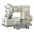 6-needle Flat-bed Double Chain Stitch Sewing Machine