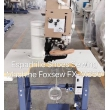 Espadrille Shoes Upper and Jute Sole Stitching Machine