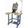 Moccasin Ornamental Stitching Machine for Espadrille