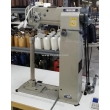 Super High Post Bed Compound Feed Lockstitch Sewing Machine
