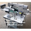 Automatic Pattern Sewing Machine for Mops Head