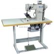 Automatic Single Needle Postbed Tacking Machine