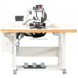 Programmable Extra Heavy Duty Thick Thread Automatic Pattern Sewing Machine with Large Shuttle Hook