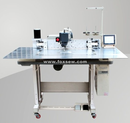 Automatic Programmable Pattern Sewing Machine