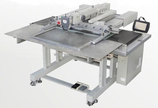 Computerized Programmable Pattern Sewing Machine