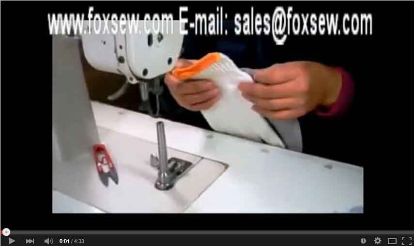 Glove Sewing Machine FOXSEW