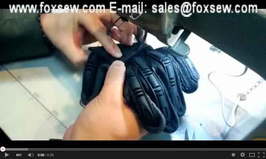 FOXSEW Glove Sewing Machine